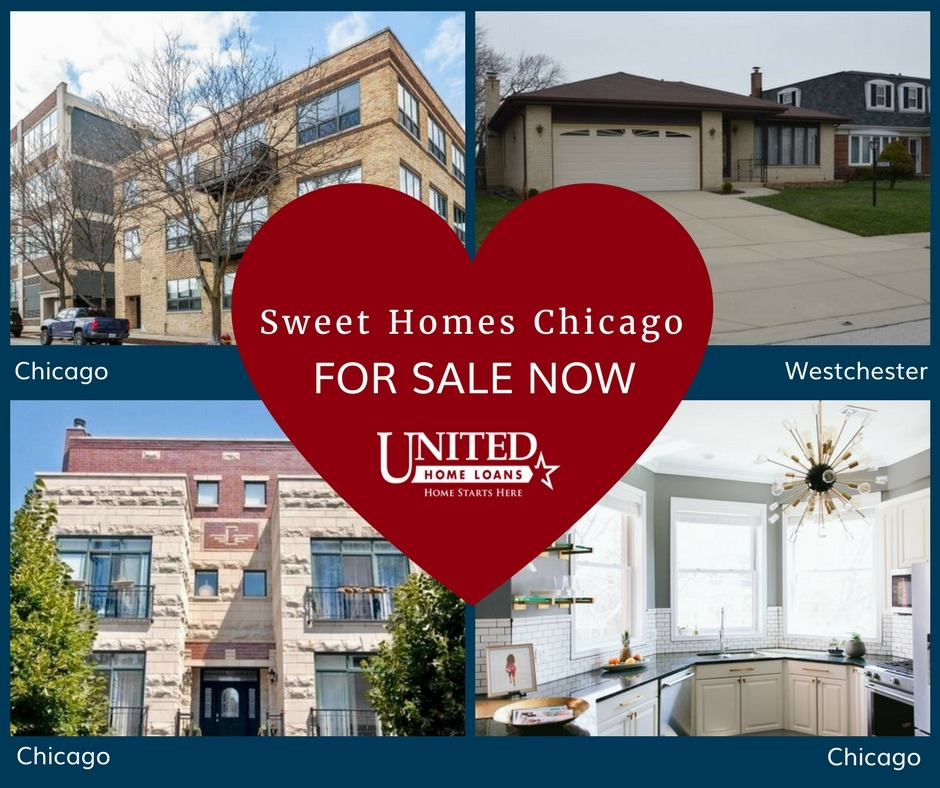 Sweet Homes Chicago - United Home Loans - April 25